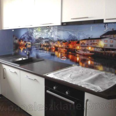 Motyw miasta w kuchni