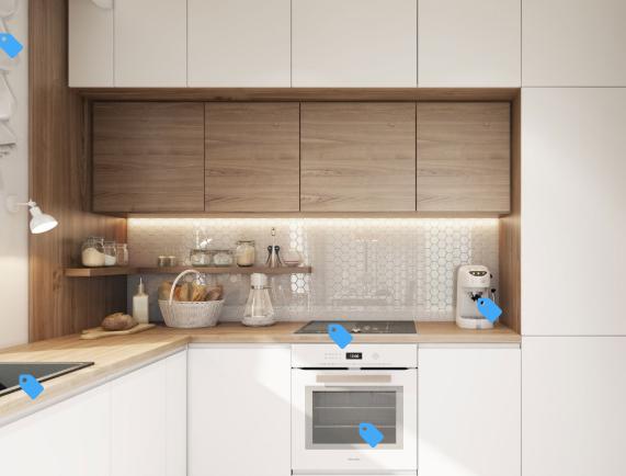 Kuchnia W Drewnie Panel Szklany Panele Szklane Do Kuchni I
