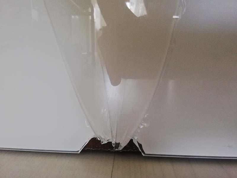 Wymiana/naprawa szklanych drzwi wejściowych