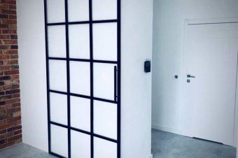 Drzwi przesuwne na wymiar