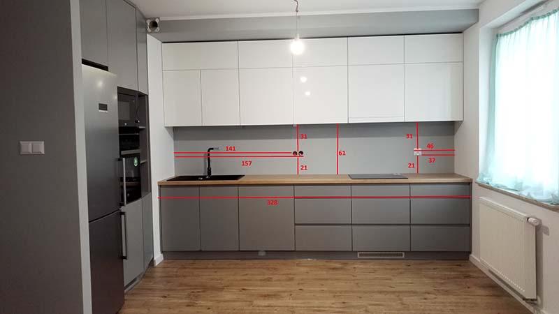 Panel szklany do kuchni – zapytanie