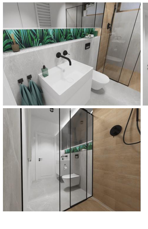 Wycena kabin prysznicowych oraz lustra